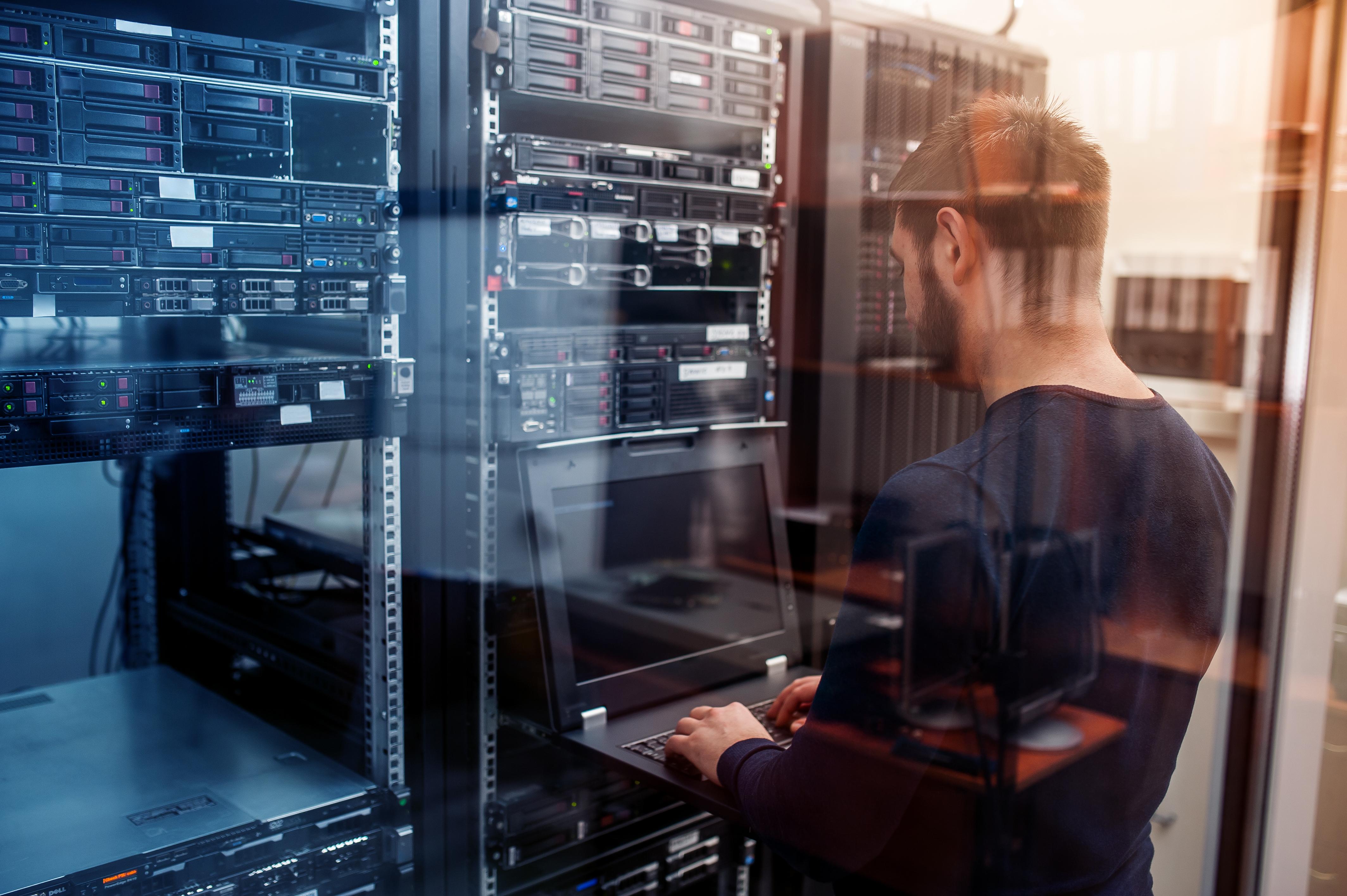 Vedligeholdelse af automatisk back up - data center