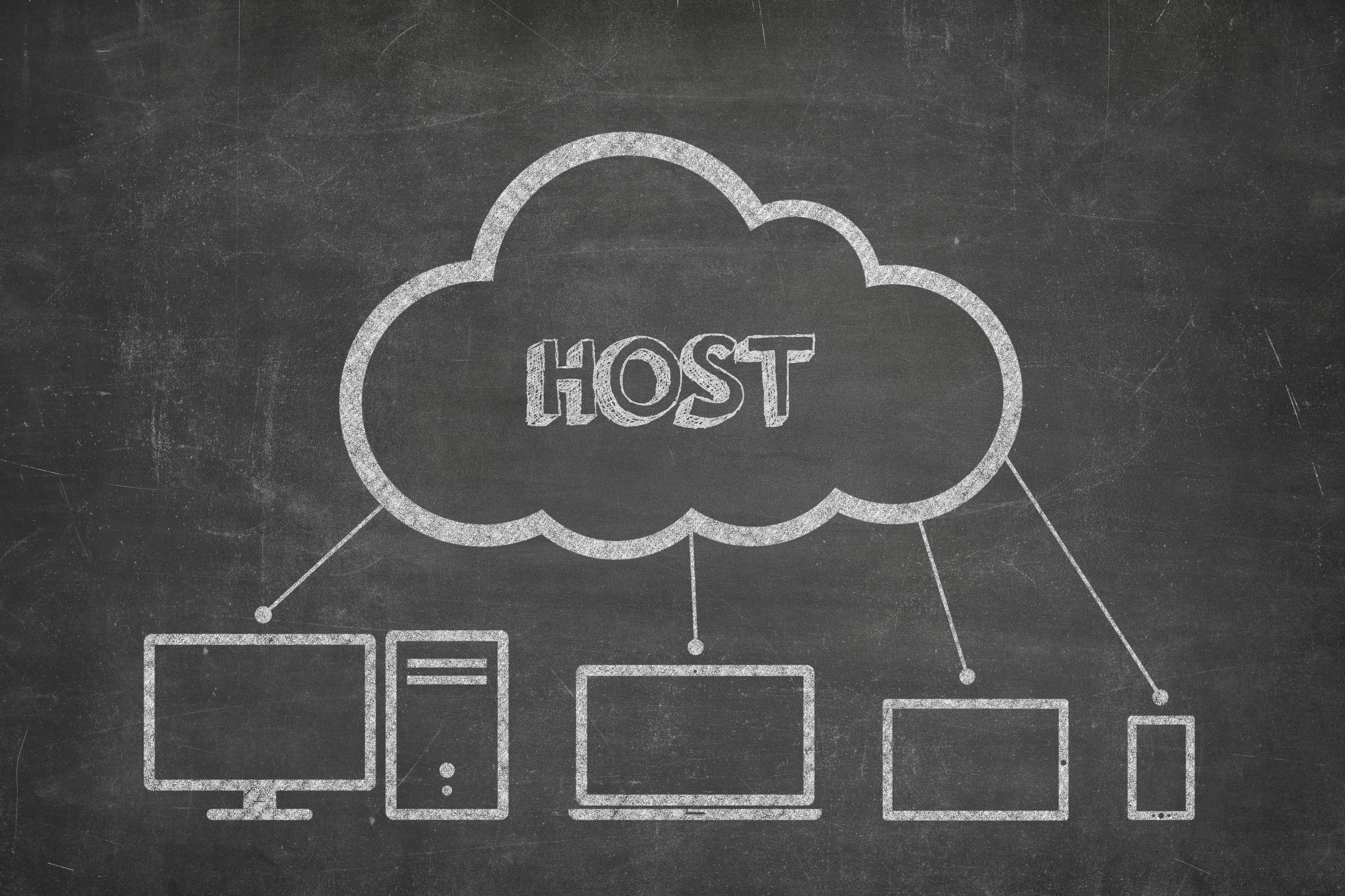 Cloud hosting - til alle dine enheder