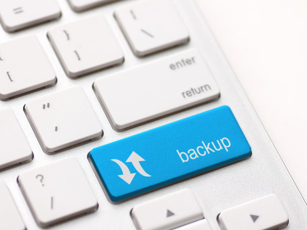 Automatisk backup - gendan data nemt og enkelt ved hjælp af automatisk backup