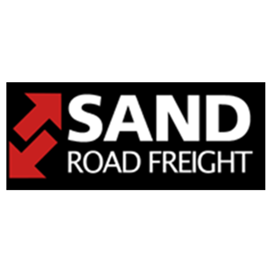 Sand Road logo - kunde ved Fiks IT