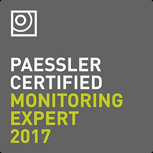 Fiks IT har certifikat af PRTG Network Monitor