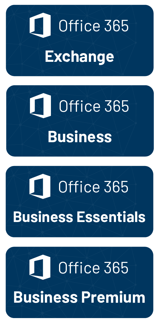 Office 365 pakker