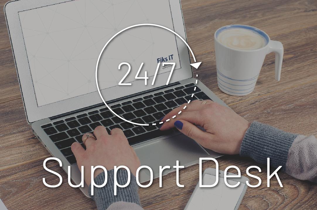 Support Desk Fiks IT