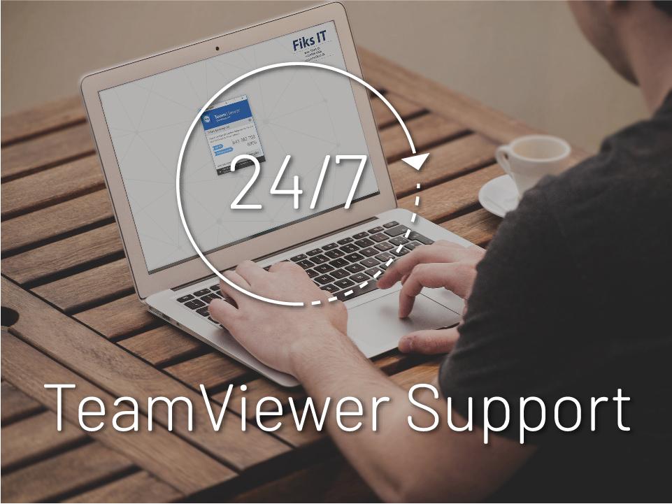 TeamViewer Fiks IT