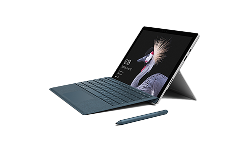 Surface Pro - Microsoft Surface - computer med touchskærm