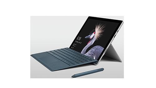 Surface Pro - Microsoft Surface - computer med touchskærm