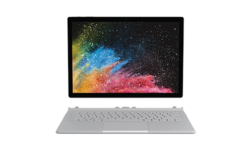 Surface Book 2 - Microsoft Surface - computer med touchskærm