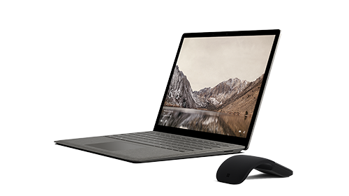 Surface Laptop - Microsoft Surface - computer med touchskærm